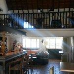 bar et salle de repos