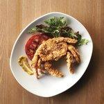 Crispy Soft Shell Crab (seasonal)