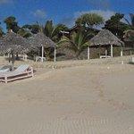 Plage Riake Resort