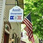 Coshocton Visitors Bureau & Annin Flagmaker Showroom in Roscoe Village
