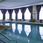 Take a dip in Salem's only Heated Indoor Hotel Pool