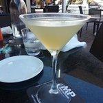 Pear vodka drink - delish!!!