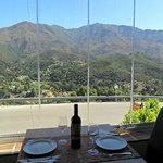 Stunning views, and consistently excellent food and service