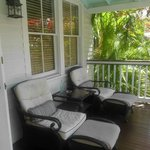 Balcony of Room 5