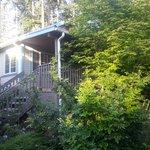 back upper cabin - private cosy