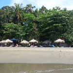 A quiet beach getaway