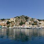 Symi island