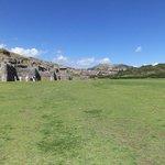 Sacsayhuamán. La llegada a un lugarb donde cominza la historia del Ombligo del Mundo