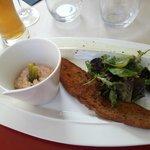 Rilette au saumon