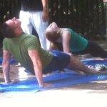 Yoga with Juan Carlos