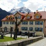 Hotel Meisser nach Erneuerung