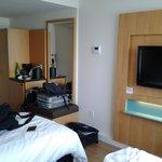 La chambre double avec 2 lits simples !
