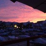 Il cielo rosa