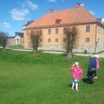 Slottsvallarna utanför Nyköpingshus