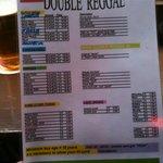 Nice well explained menu