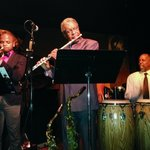 Saturday night at the Jazz Corner