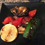Grilled Med. Vegetables