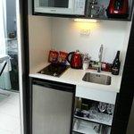 Useful little kitchen