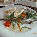 poisson legumes