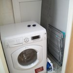 washing machine (very small loads)