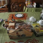 breakfast Parioli Garden B&B