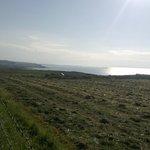 Towards White Rocks and Portrush