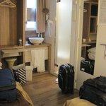 Camera letti singoli con letto supplementare