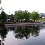 """The pictures posted truly give the correct """"look"""" to The Waterfront Pub. My IPad photo truly sha"""