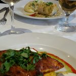 Beautifully presented and delicious tasting main courses