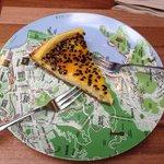 Cheesecake alla maracuja