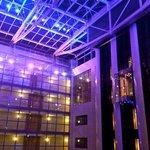 Gallery at night III
