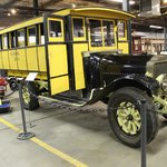 1920's school bus