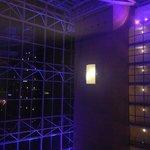 Gallery at night II