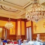 Breakfast at the Avenida Palace