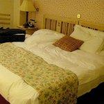 Bed, Robt. Emmet room
