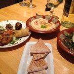 Starter - Selection of Lebanese Tasty Bites!