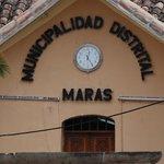 Maras: Main Plaza Government Building