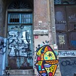 The arty and grunge factor of Beyoglu, an area being gentrified