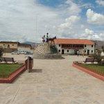 Maras: Main Plaza