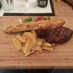 My Sirloin Steak..