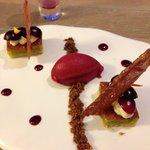 Dessert menu découverte