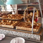 buffett desayuno