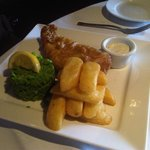 Fish & Chips at Millers
