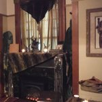 Kipling Room-Fireplace
