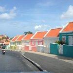 Architektur - Curacao in voller Farbenpracht