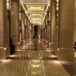Foyer corridor