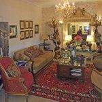 Reception / lounge area