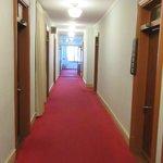 Hallway in main building