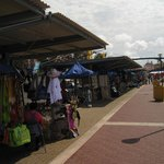 Craft Market by the Pontoon Bridge