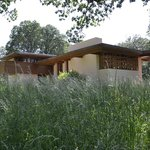 Frank Lloyd Wright's architecture, in balance with nature.